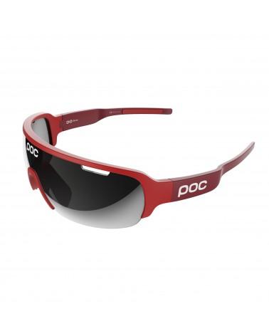 Gafas Poc DO Half Blade Bohrium Red Cristal Violet Silver Mirror 10.0