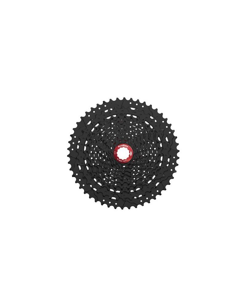 Cassette Sunrace MX8 11-50 11 velocidades Negro