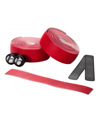 Cinta de manillar Bontrager Supertack Rojo