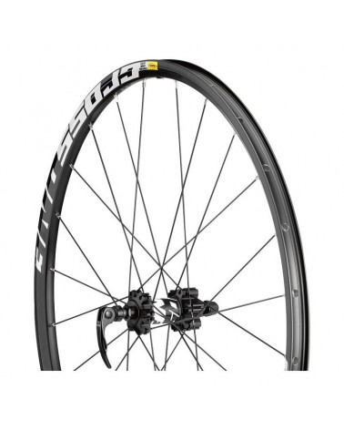 "Rueda Delantera Mavic Crossone 29"" eje 9mm"