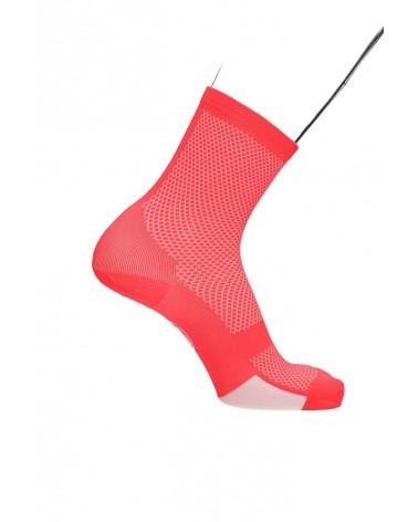 Calcetín Mbwear Original Rojo Fluor