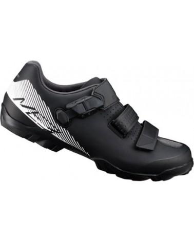 Zapatillas Btt Shimano ME3 Negro/Blanco