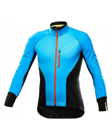 Chaqueta Mavic Cosmic Elite Thermo Azul/Negro
