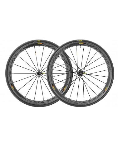 Juego de ruedas Mavic Cosmic Pro Carbon SL UST
