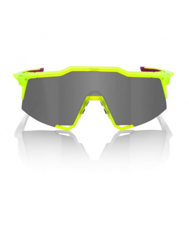 Gafas 100% Speedcraft LL Acidolous Lente Smoke