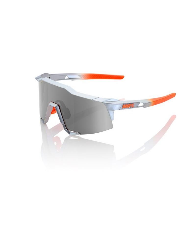 Gafas 100% Speedcraft LL Arc-Light Lente Ahumada