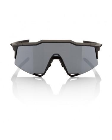 Gafas 100% Speedcraft LL Soft Tact Black Lente Ice Mirror