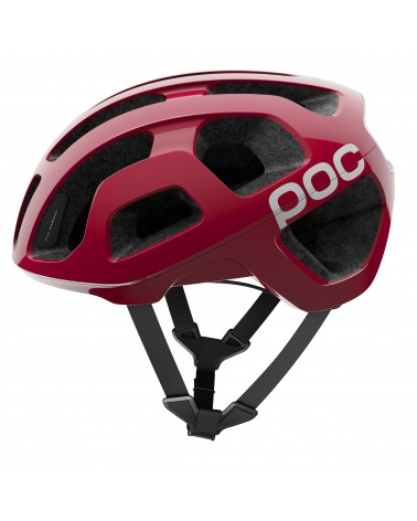 Casco Poc Octal Bohrium Red