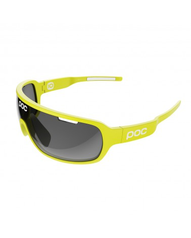 Gafas Poc DO Blade Unobtanium Yellow Cristal Black 10.0