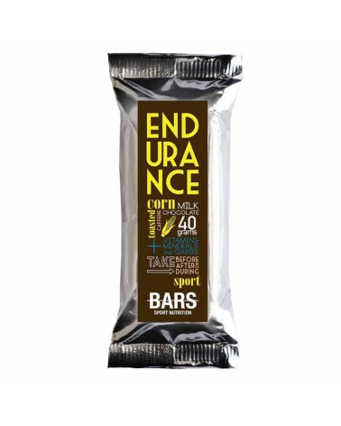 Barrita Push Bars Endurance Salada Maiz
