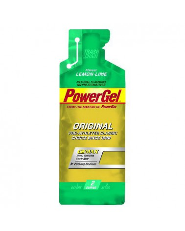 Gel Powerbar Powegel Limon