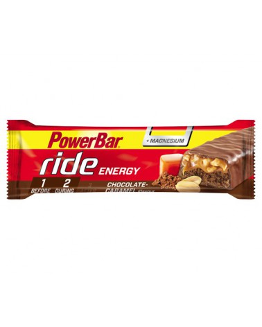 Barrita Powerbar Energy Ride Chocolate Caramelo