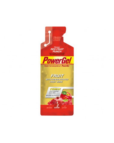 Gel Powerbar Powergel + Sodio Frutos Rojos