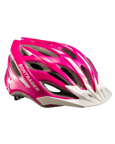 Casco Bontrager Solstice Youth Rosa