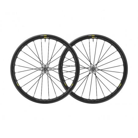 Juego ruedas Mavic Ksyrium Elite UST Disc CL