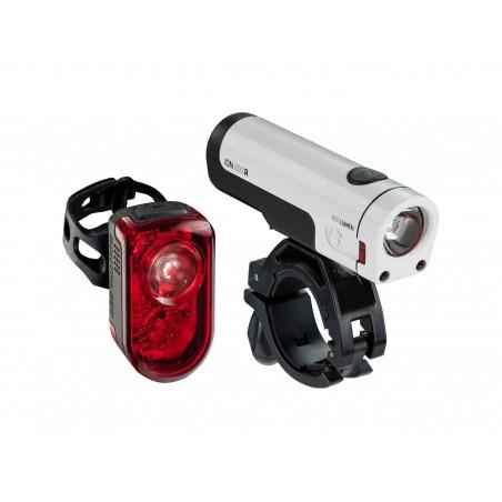 Juego de luces Bontrager Ion 800 R /Flare R