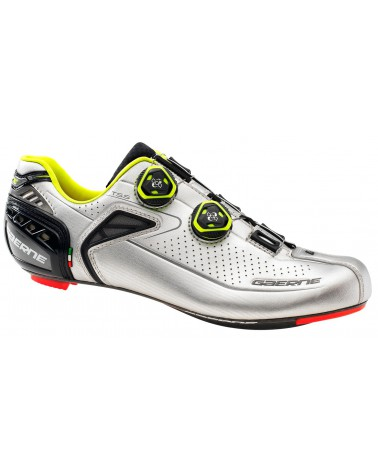 Zapatillas Carretera Gaerne G.Chrono+ Carbon Plata