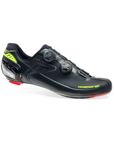Zapatillas Carretera Gaerne G.Chrono+ Composite Carbon Negro