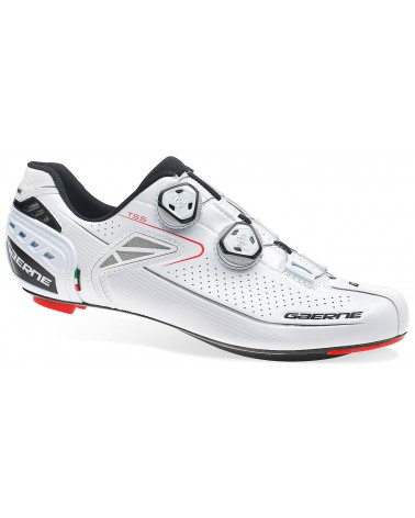 Zapatillas Carretera Gaerne G.Chrono+ Composite Carbon Blanco