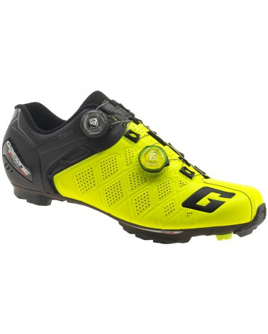 Zapatillas Btt Gaerne G.Sincro+ Carbon Amarillo