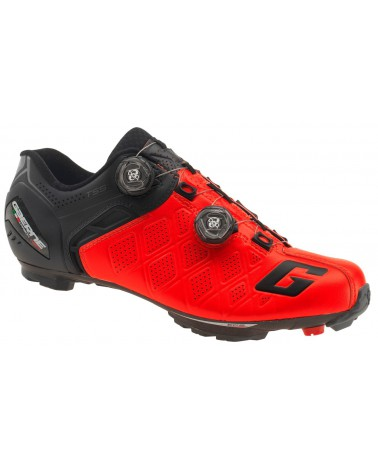 Zapatillas Btt Gaerne G.Sincro+ Carbon Rojo