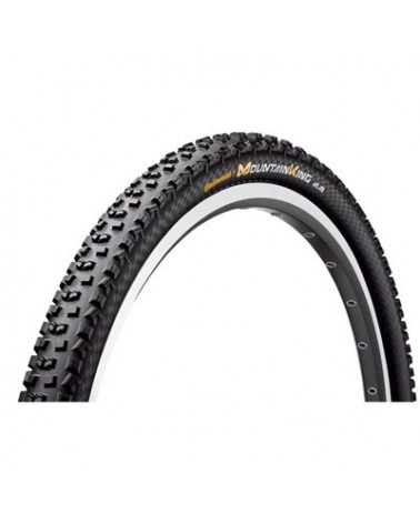 "Cubierta Continental Mountain King Tubeless Ready 26"" 2.20"