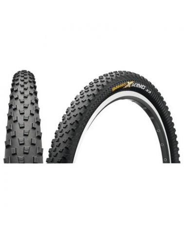 "Cubierta Continental X-King Tubeless Ready 26"" 2.20"