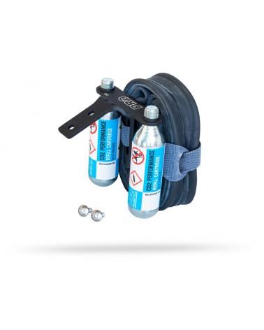 Soporte Trasero pRO CO2 + Camara de Sillín