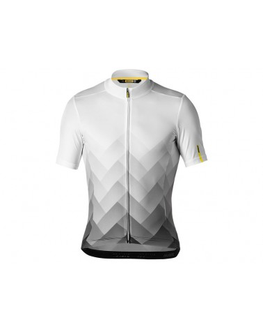 Maillot Mavic Cosmic Graphic Prince Blue