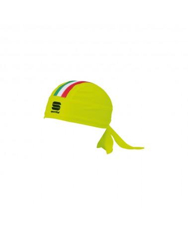 Bandana Sportful Italia Amarillo/Fluor