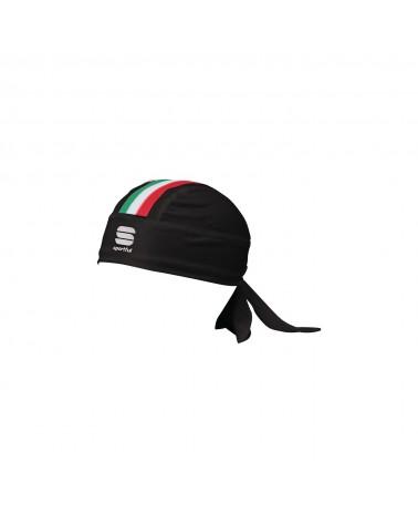 Bandana Sportful Italia Negro
