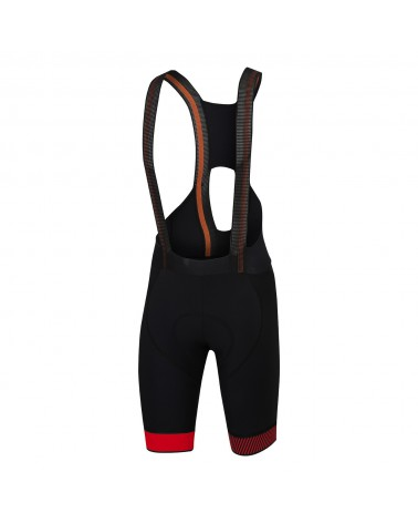 Culote Sportful Bodyfit Pro LTD Negro/Rojo