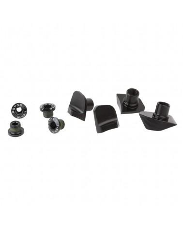 Covers Rotor plato Q-ring para Bielas Shimano Dura 9100