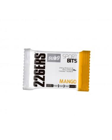 Gominolas 226ERS Sub9 Sport Bits 10ud Mango+BCAAs