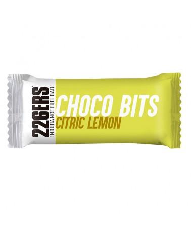 Barrita 226ERS Endurance Fuel Choco Bits Limon