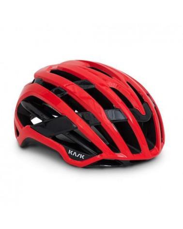 Casco Kask Valegro Negro Rojo