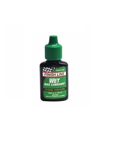 Lubricante Finish Line Cross Country Húmedo Bote 19.3ml (0.65 Oz.)