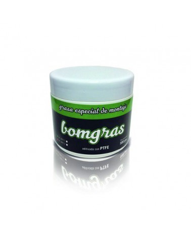 Grasa Bompar montaje verde 500 gramos