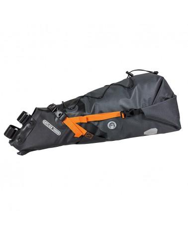 Bolsa de Sillín Bikepaking Ortlieb Seat-Pack L (16.5 Lirtos) Slate