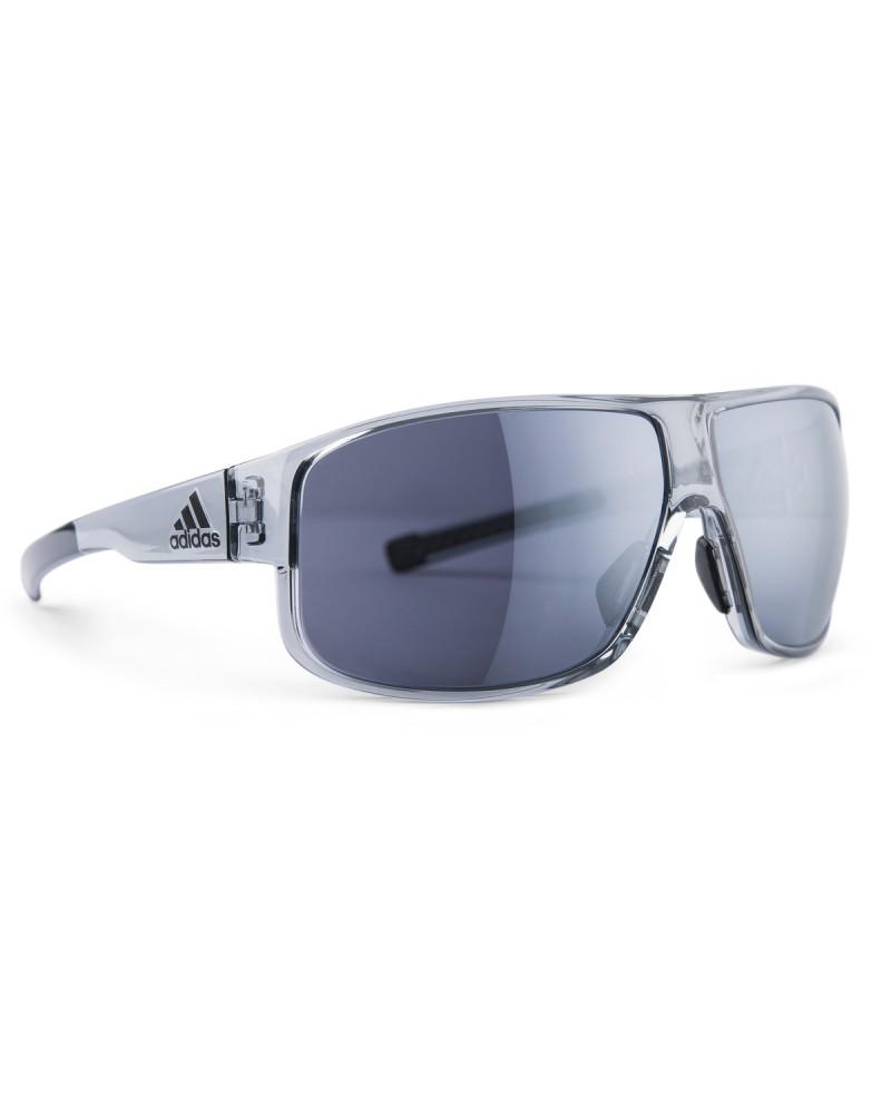 Gafas Adidas Horizor Gris Brillante Lente Chrome Espejo