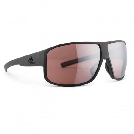 Gafas Adidas Horizor Negro Mate Lente LST Silver