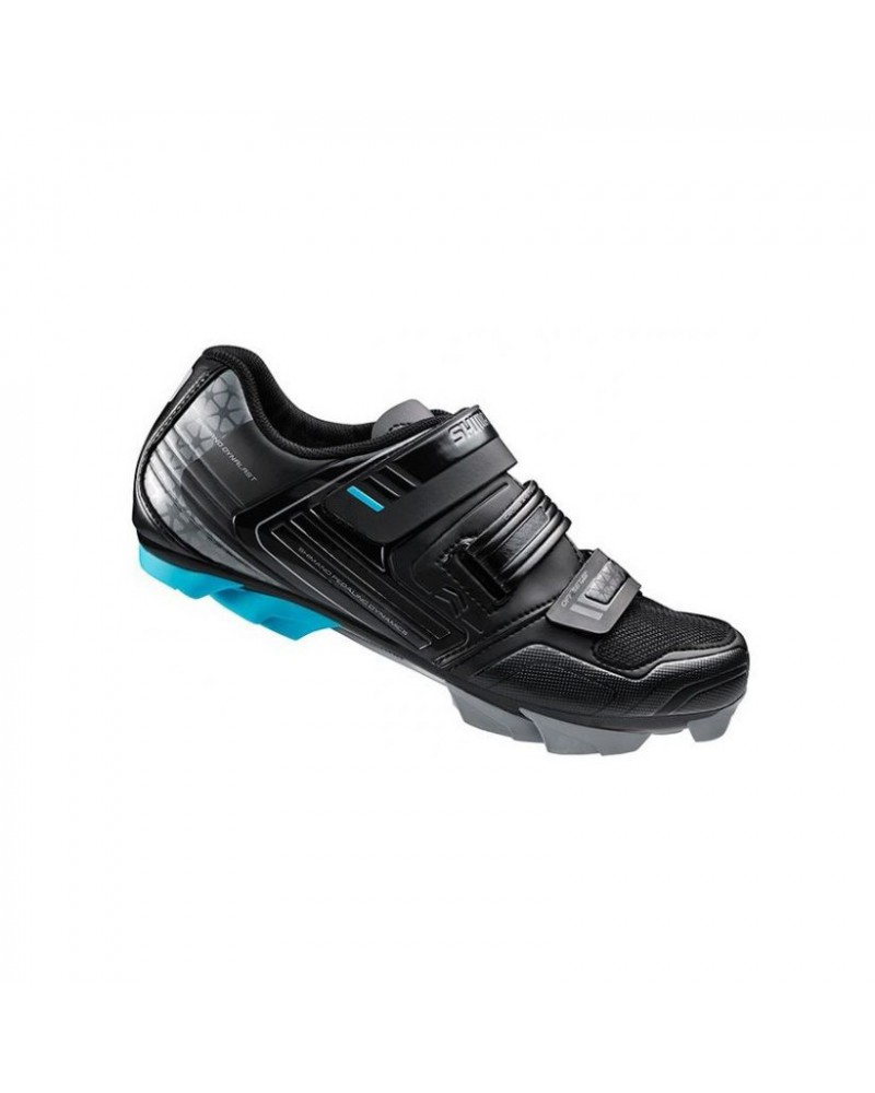 Zapatillas Btt Shimano WM53 Mujer Negro