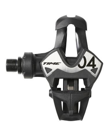 Pedales Time Xpresso 4 composite acero Negro/Gris