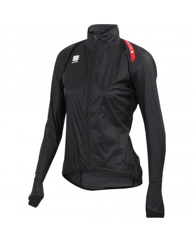 Chaqueta Sportful Hot Pack 5 Women Negro