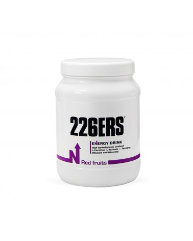 Carbohidratos 226ERS Energy Drink Frutos Rojos