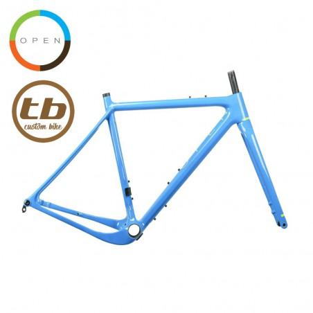 Bicicleta OpenCycle New U.P. Blue TB Custom Bike