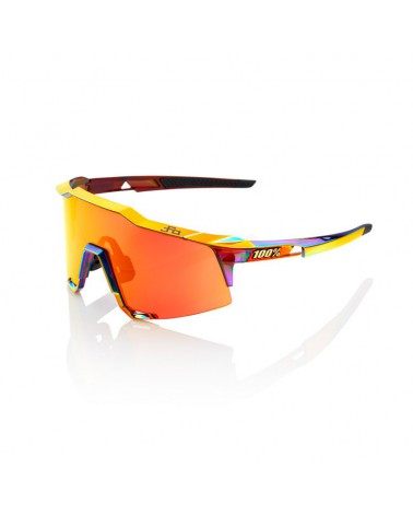 Gafas 100% Speedcraft Peter Sagan Limited Edition Lente Espejo Multilayer Hiper Red