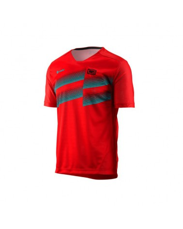 Maillot All mountain 100% Airmatic Red