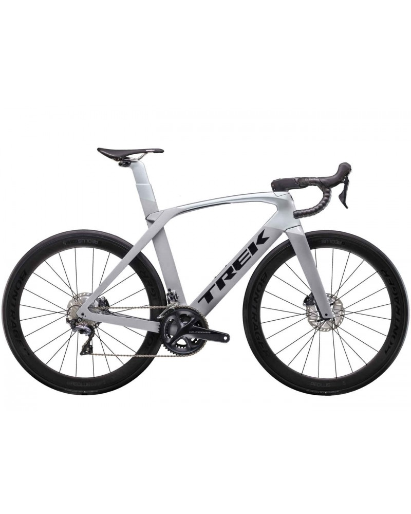 Bicicleta Trek Madone SLR6 Disc 2019 Matte Gravel/Gloss Quicksilver