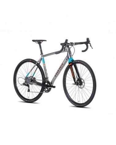 Bicicleta Niner RLT 9 Apex 2018 Plata/Naranja/Azul